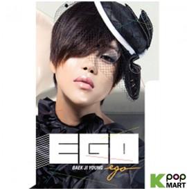 Baek Ji Young Mini Album - Ego