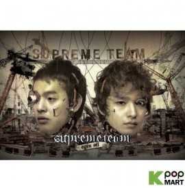 Supreme Team (Simon D, E...