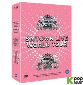 SMTOWN LIVE WOLRD TOUR IN...
