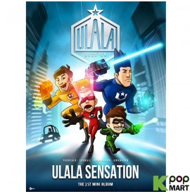 ULALA SESSION Mini Album...
