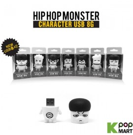 BTS - HIP HOP MONSTER (USB 8G)
