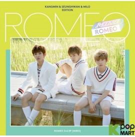 ROMEO Mini Album Vol. 3 -...