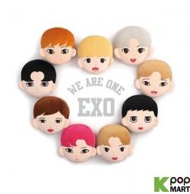 EXO - CHARACTER CUSHION