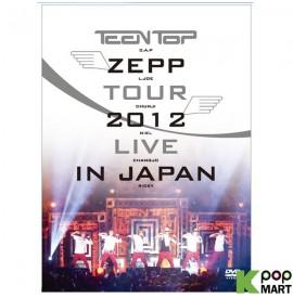 TEEN TOP - Zepp Tour 2012...