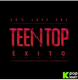 TEEN TOP - Teen Top ÉXITO +...