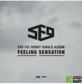 SF9 Debut Single Album -...