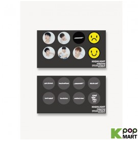 HIGHLIGHT - PINBUTTON SET