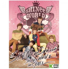 SHINee - 2ND CONCERT ALBUM...