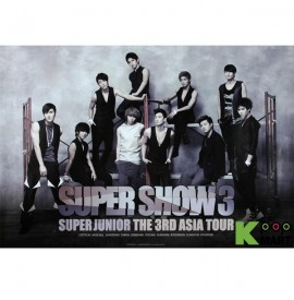 Super Junior The 3rd Asia...