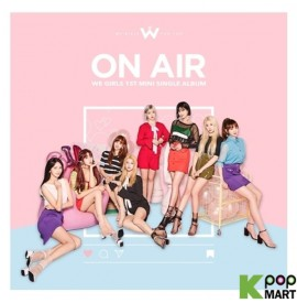 WeGirls Debut Album - On Air