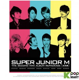 Super Junior M 2nd Mini...