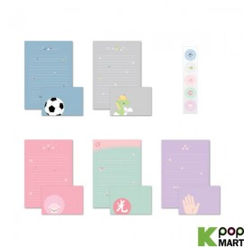 HIGHLIGHT - LETTER PAPER SET