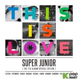 Super Junior Vol. 7 Special...