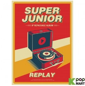 Super Junior Vol. 8 -...