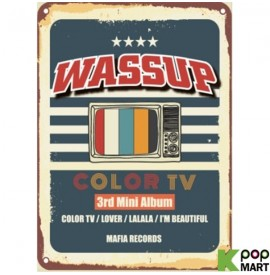 Wassup Mini Album Vol. 3 -...