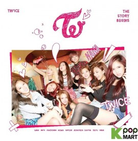 Twice Mini Album Vol. 1 -...