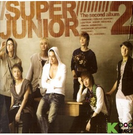 Super Junior Vol. 2...