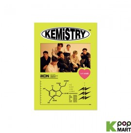 iKON - [KEMiSTRY] GIANT CARD