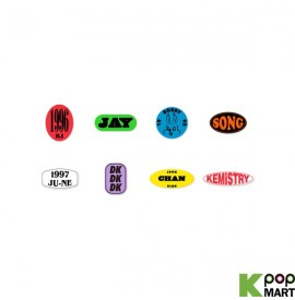 iKON - [KEMiSTRY] BADGE