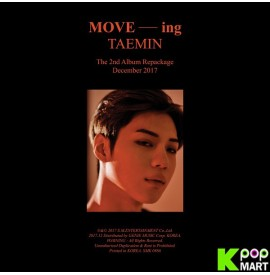 Taemin (SHINee) Vol. 2...
